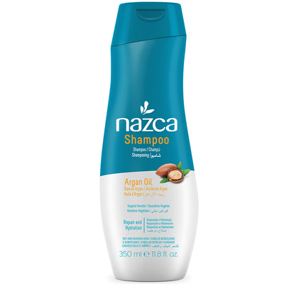 NAZCA ARGAN OIL Hair Care Kit