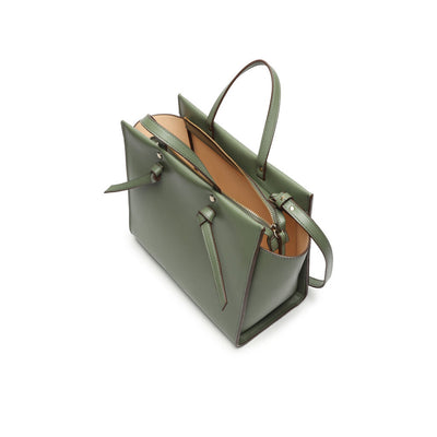Schutz MALU MINI TOTE Bag - OLIVA Green