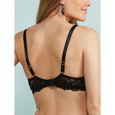 Toujours Passion Cover Up Bra by Fruit De La Passion Luxury Lingerie - Metro Brazil