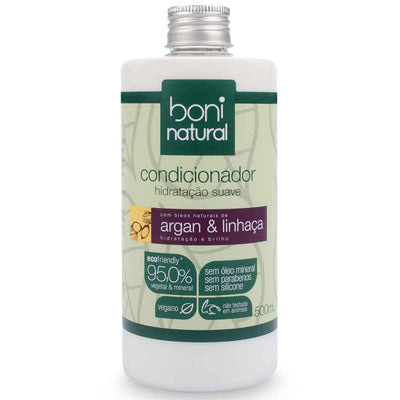 Boni Natural Argan and Linseed Conditioner