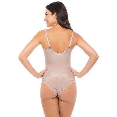Plie SHADES Body Silk Women Corset Shapewear with Bra - Metro Brazil