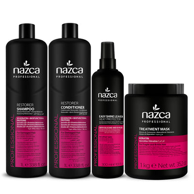 NAZCA PROFESSIONAL Hair Care Kit