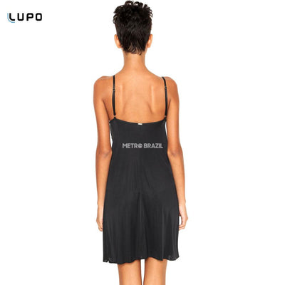 Nightdress with Lace for Women by Lupo - Metro Brazil