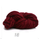 Soft Acrylic- Anti-pilling -Chunky Super Thick Yarn