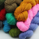 Bright Polyester Needle Work Yarn