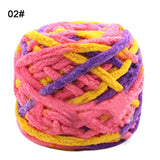 Colorful Soft Chunky Super Thick Yarn
