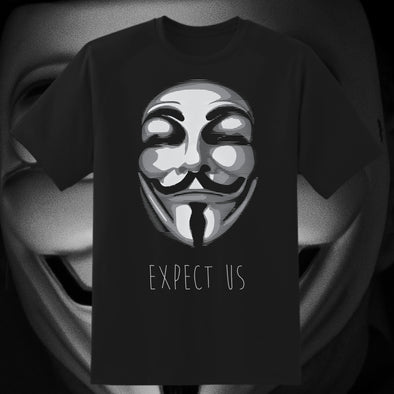 EXPECT US - TSHIRT