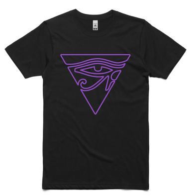 PURPLE EYE - TSHIRT