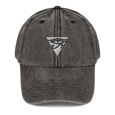 GREY EYE CAP