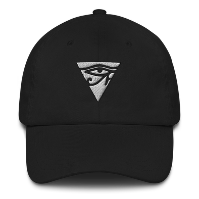 WHITE EYE HAT