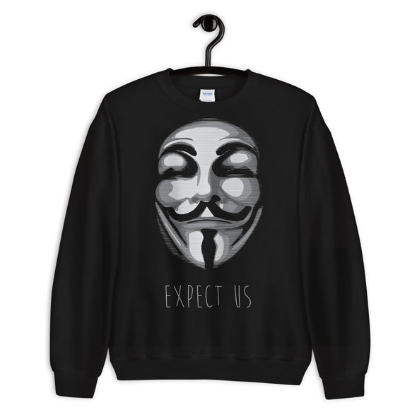EXPECT US US SWEATSHIRT