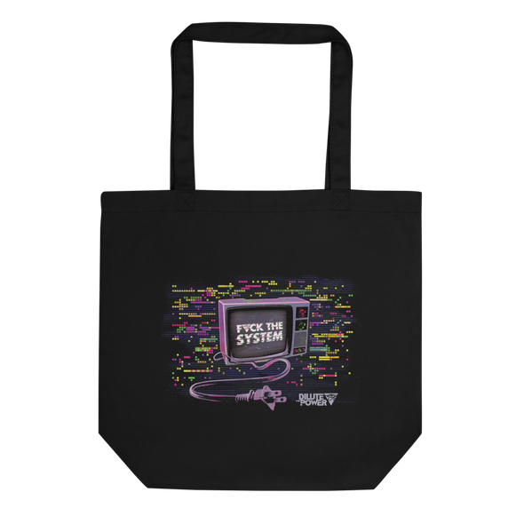 WAKE UP - TOTE BAG