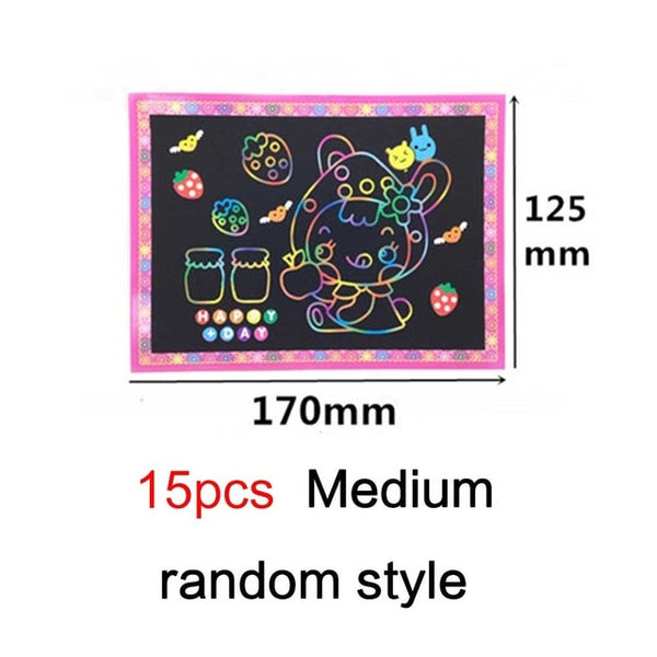 100Pcs Baby Toys Drawing