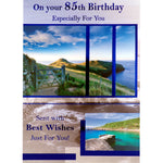 85th Birthday Card - Especially For You