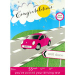 Congratulations Card - Well Done!