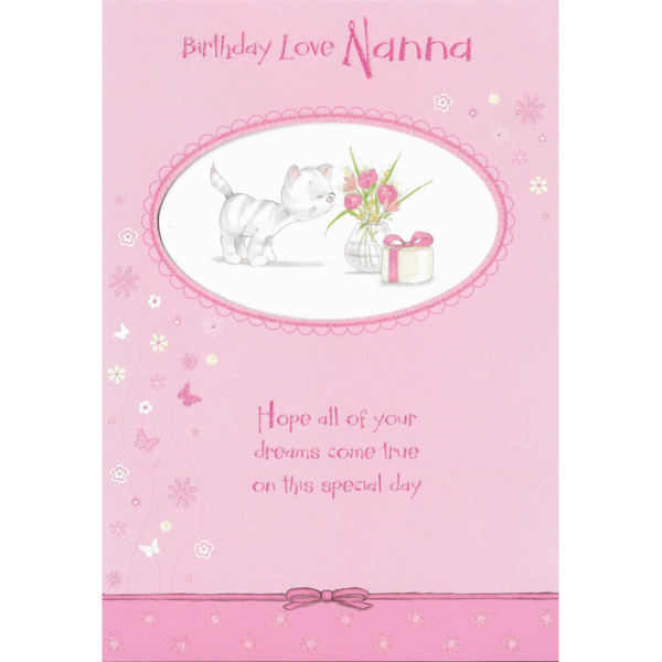 Nanna Birthday Card - This Special Day