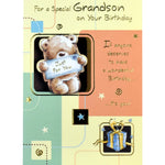 Grandson Birthday Card