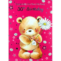 30th Birthday Card - Especially For You