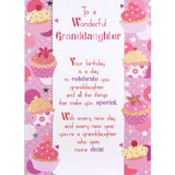 Granddaughter Birthday Card - Special as You