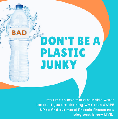 Don't Be A Plastic Junkie