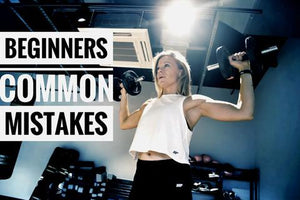 6 common mistakes made beginning a fitness journey.
