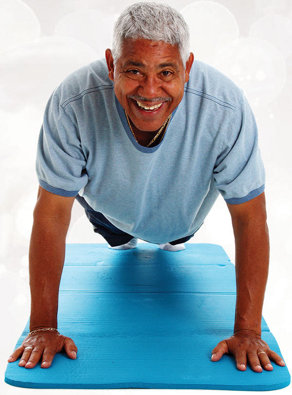 physical activity in older age