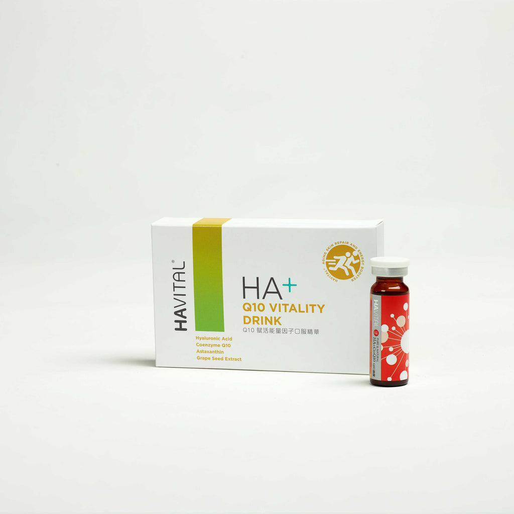 HA + Q10 Vitality Drink 30 Bottles