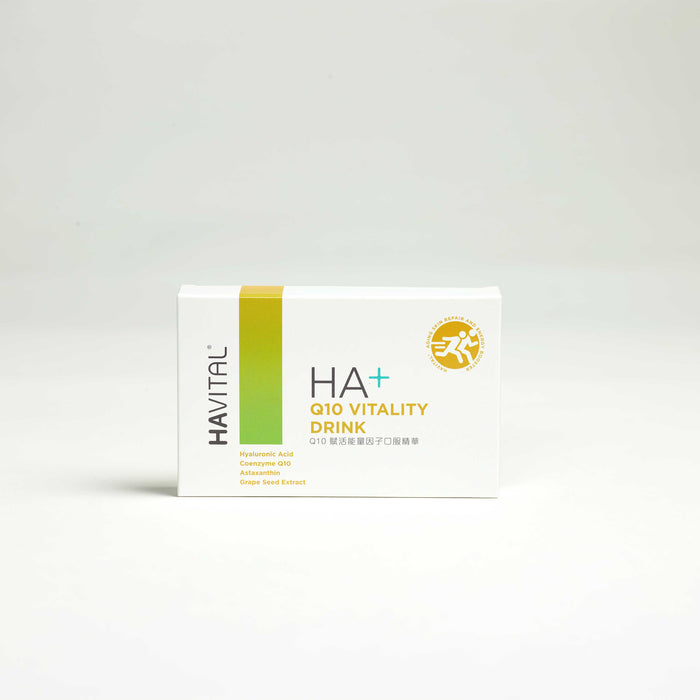 HA + Q10 Vitality Drink 6 Bottles