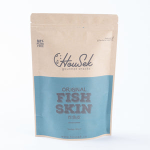 CRISPY ORIGINAL FISH SKIN