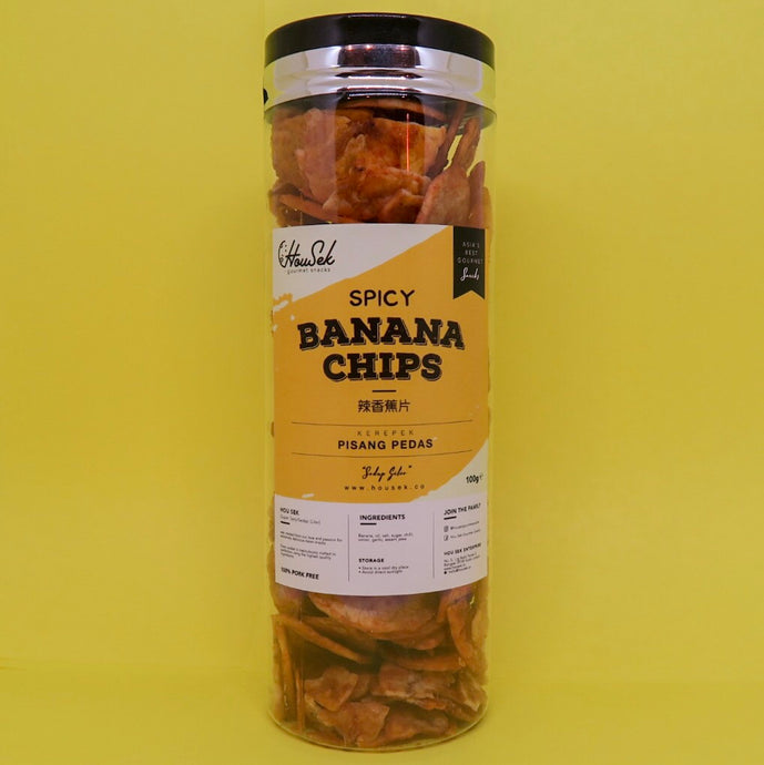 Sambal Banana Chips