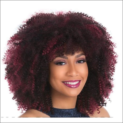 Sensationnel African X-Pression TEMPTATION CURL Crochet Braid 8 3pc - ponytail or bun