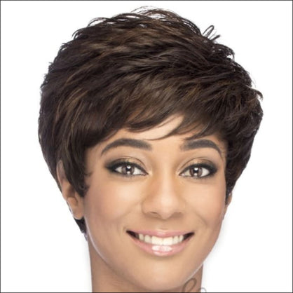 Vivica A Fox Pure Stretch Cap Wig - EVELYN - simple