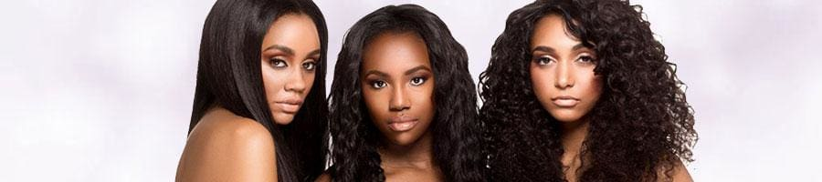 African American Front Lace Wigs