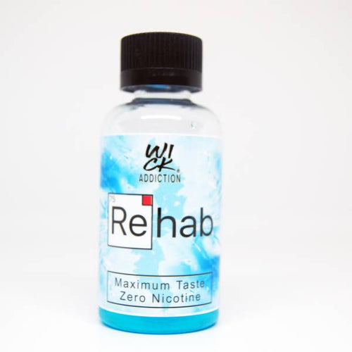 Rehab Blue Eliquid