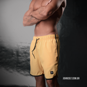 Volley short Yellow