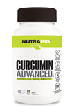 NutraBio Curcumin Advanced 60 Capsules