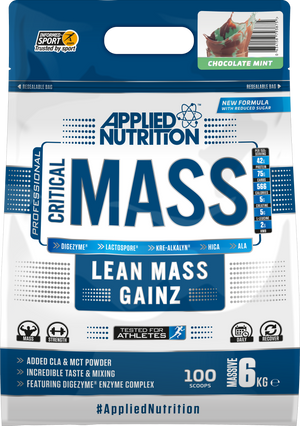 Applied Nutrition Critical Mass 6kg ( 13lbs )
