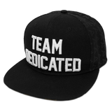 Dedicated Nutrition Snapback Cap - Team Dedicated