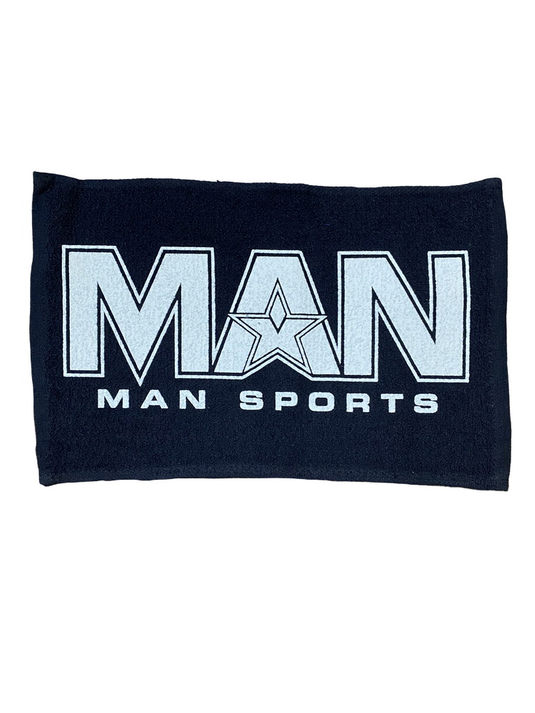 Man Sports Face Towel
