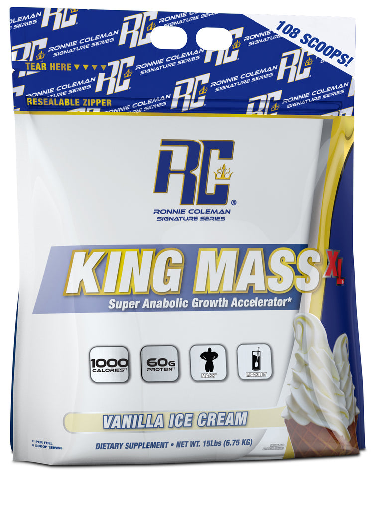 Ronnie Coleman King Mass 15lbs
