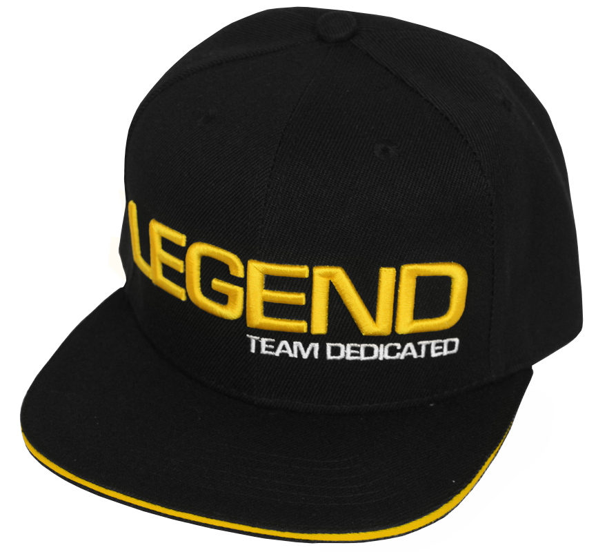 Dedicated Nutrition Snapback Cap - Legend