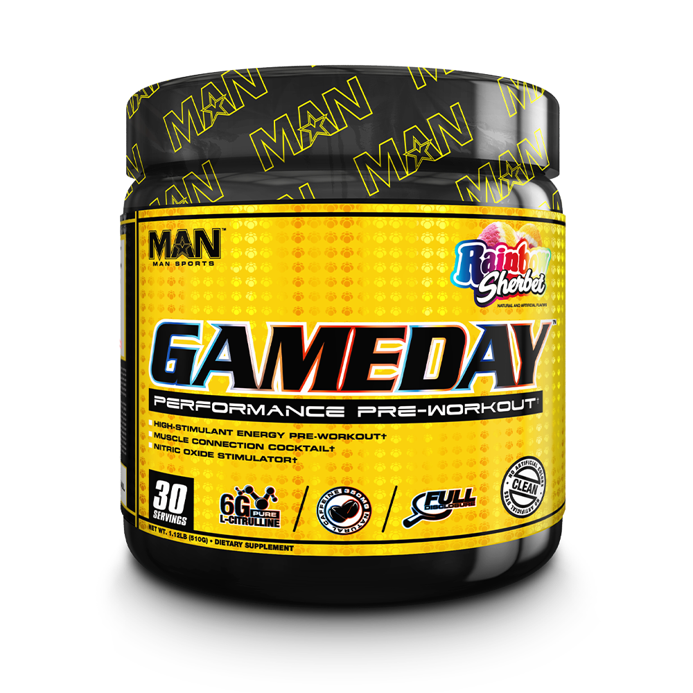 Man Sports Game Day Expiry 2022