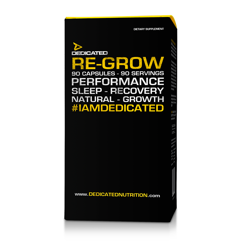 Dedicated Nutrition Regrow