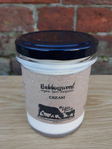 Babbinswood Farm - Cream