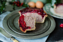 Free Range Pork & Cranberry Top Pie