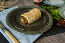 The Mediterranean - Veggie Sausage Roll
