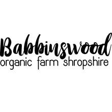 Babbinswood Farm - Organic Whole Milk - Pasteurised
