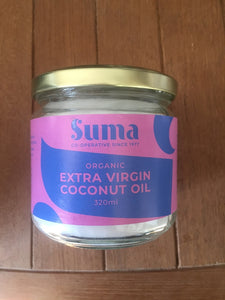Suma Extra Virgin Coconut Oil