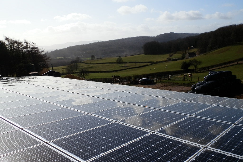 Invest in renewables at Treflach Farm