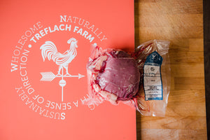 Treflach Farm Pasture Finished Beef